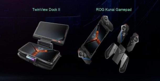 Das Asus ROG Phone II