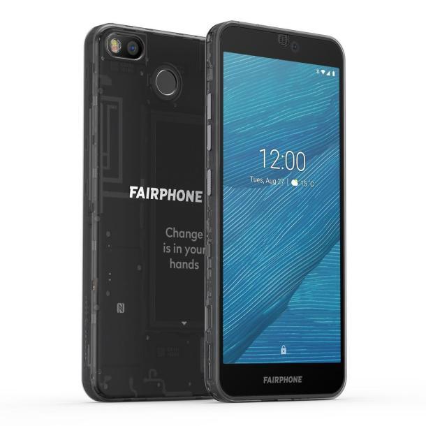 DasFairphone 3 sieht modisch aus.