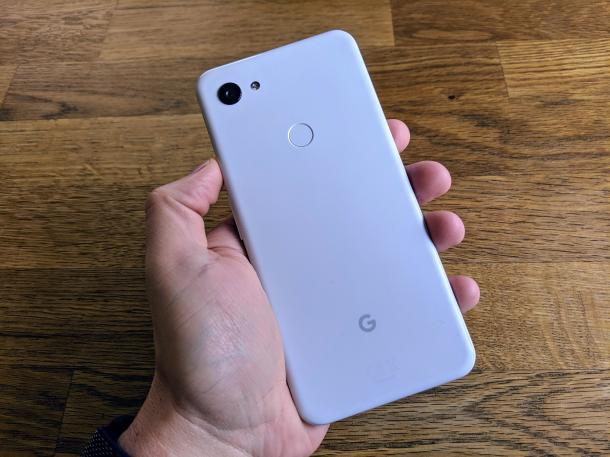 DasGoogle Pixel 3a und dasGoogle Pixel 3a XL unterscheiden sich nur bei der Größe.