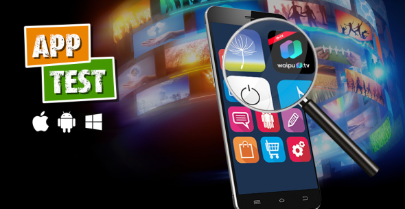 App Test waipu.tv neu Titelbild