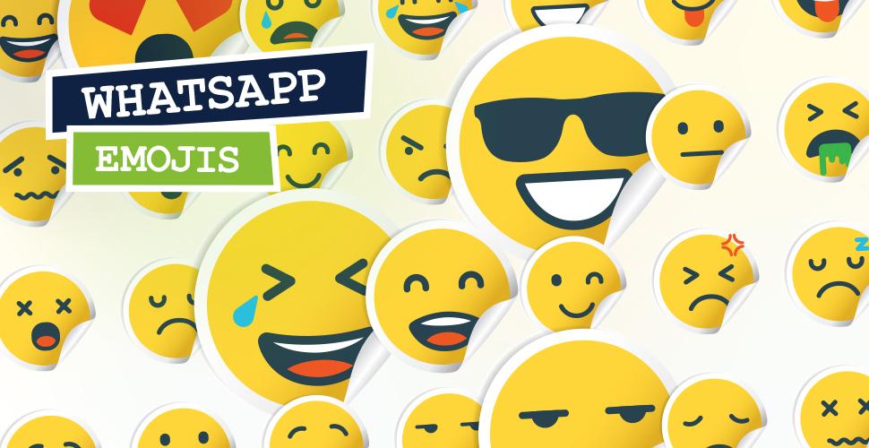 Whatsapp bedeutungen smileys von Bedeutung Von
