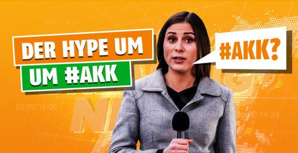 AKK Hype Teaser