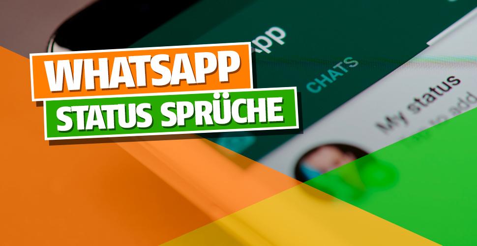 Whats app sprueche