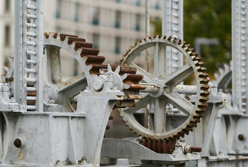 Just like gears in machine content marketing can drive growth