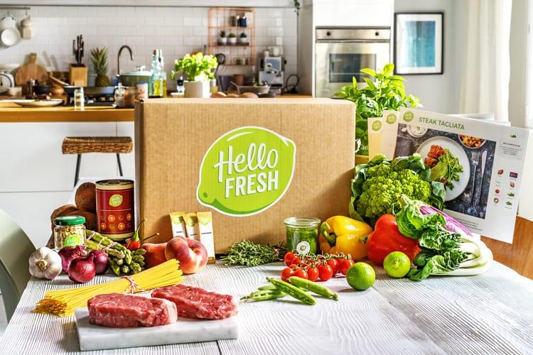 HelloFresh - Online Grocery Shopping Deals | Qantas Wellbeing