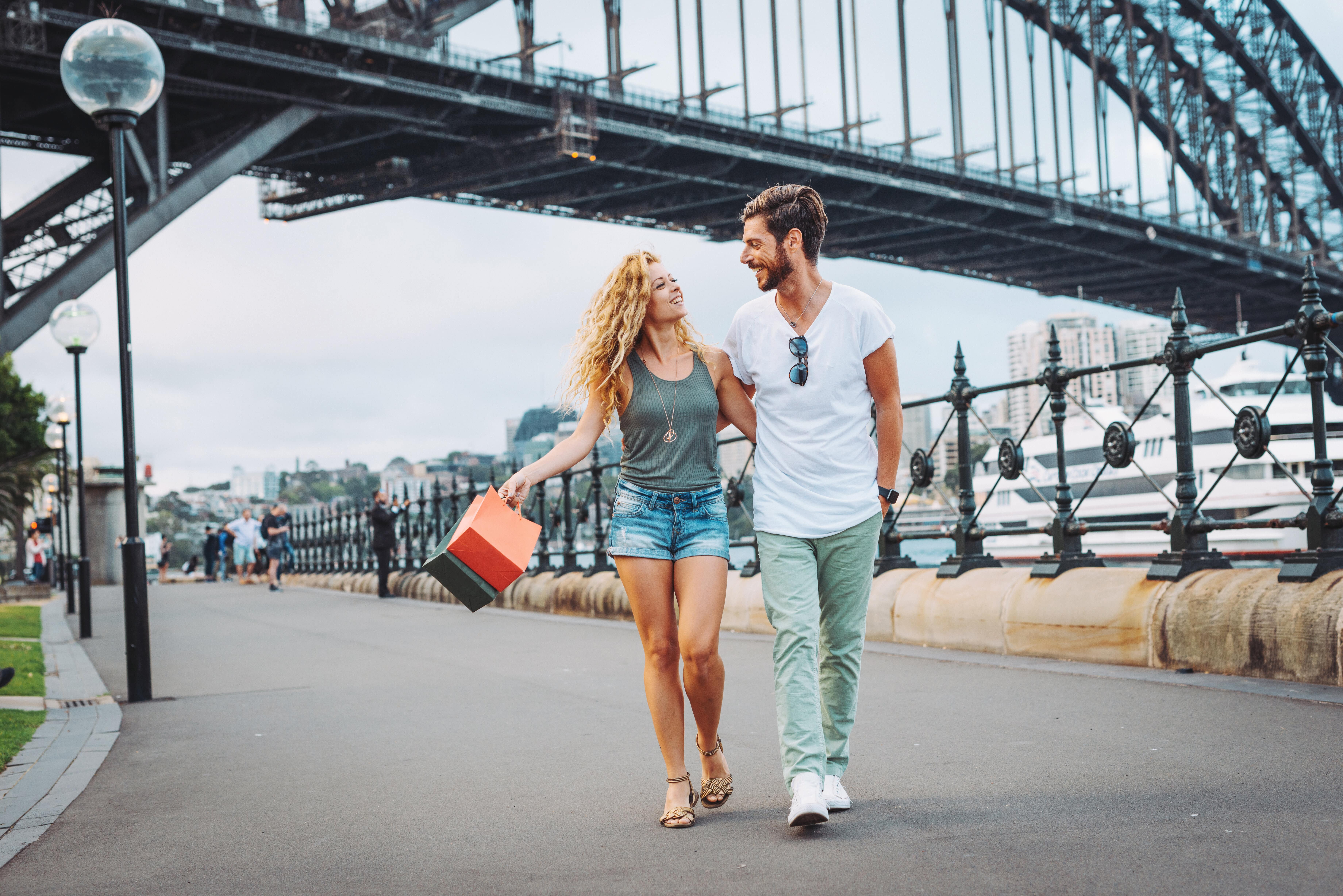 Sydney Harbour Walks