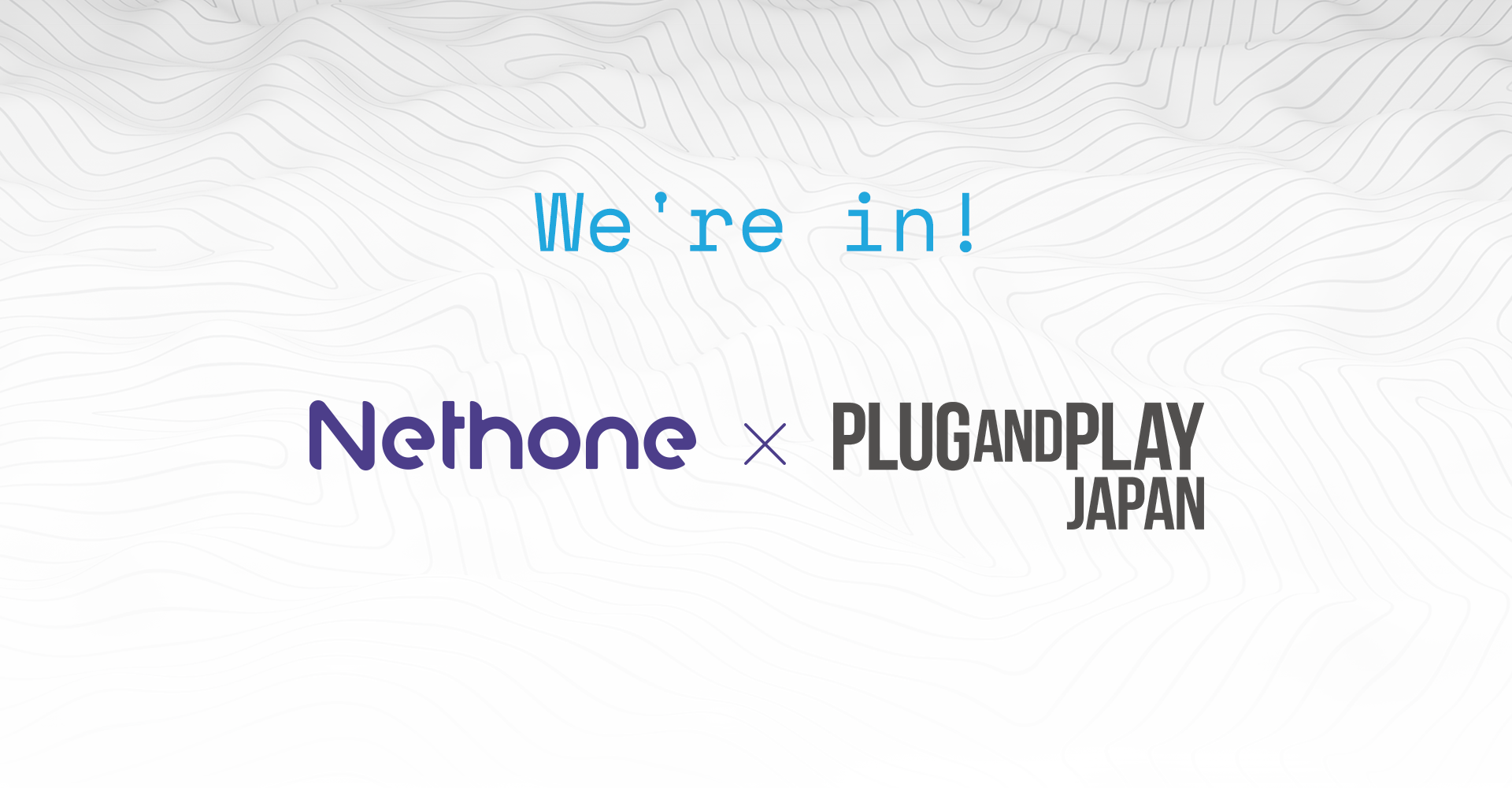 Nethone Plug and Play Japan