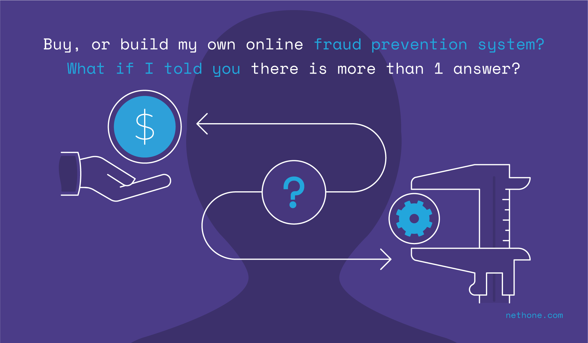 Buy, or build my own online fraud prevention system? What if I told you there is more than 1 answer?