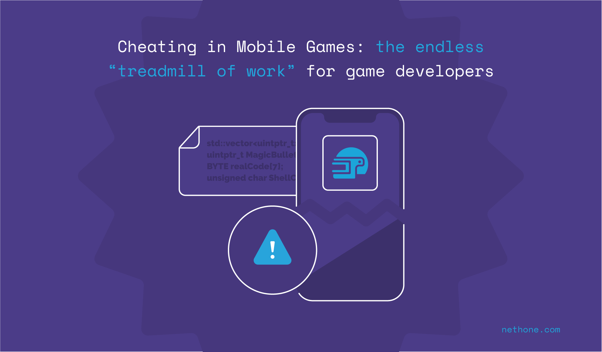 "Cheating in Mobile Games: the endless ""treadmill of work"" for game developers"