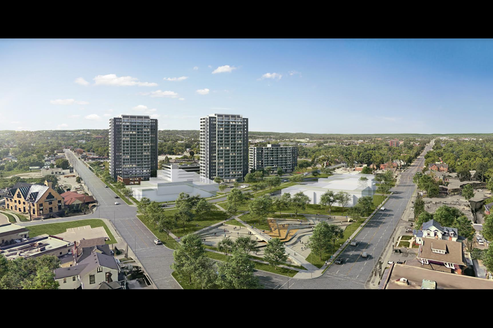 HIP Developments-Barrie