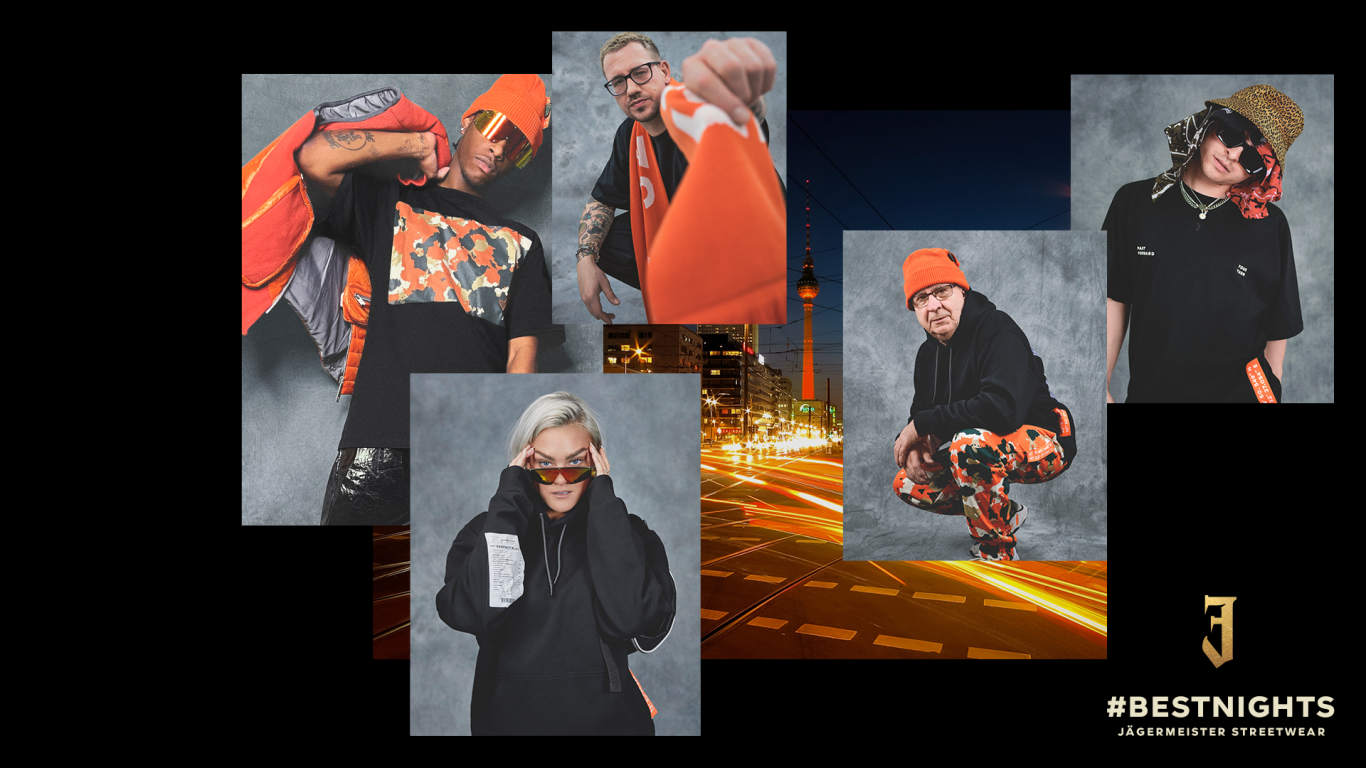 BEST NIGHTS Streetwear Collection - HEADER