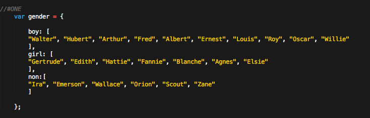 The Hipster Baby Name Generator: How One HackerYou Bootcamp