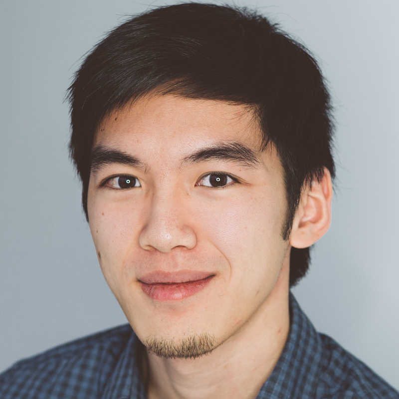 Headshot of Winston Chow