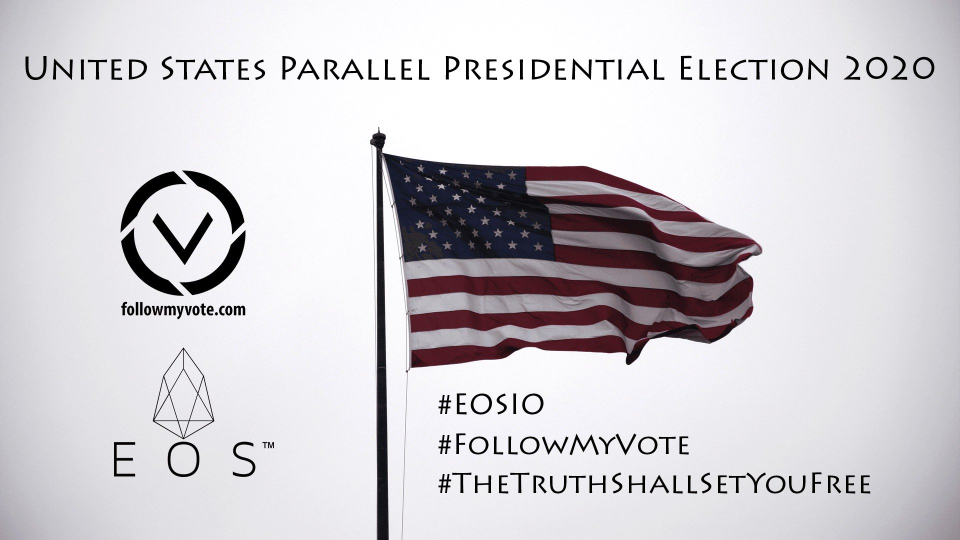 2020 United States Parallel Presidential Election on EOSIO