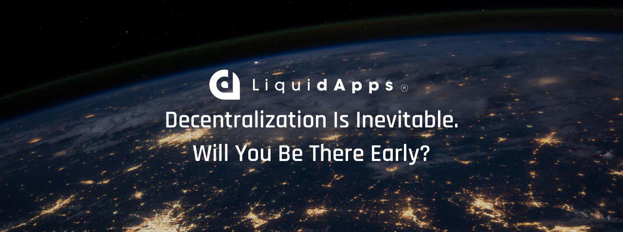 Decentralization Is Inevitable. Will You Be There First?