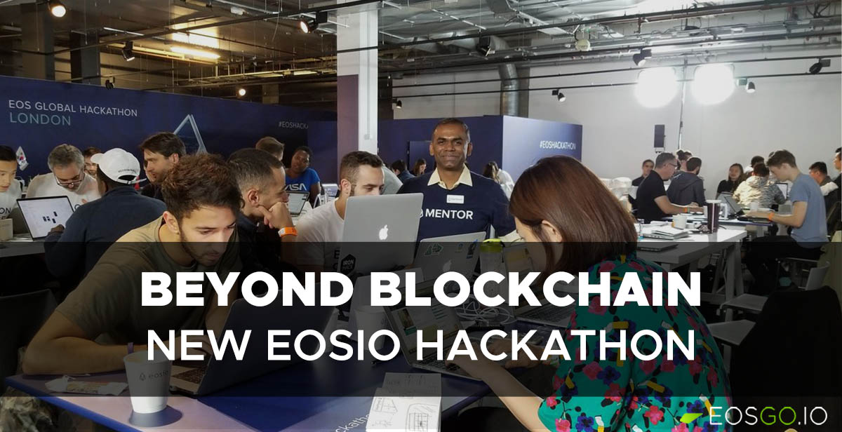 beyond-blockchain-new-eosio-hackahton