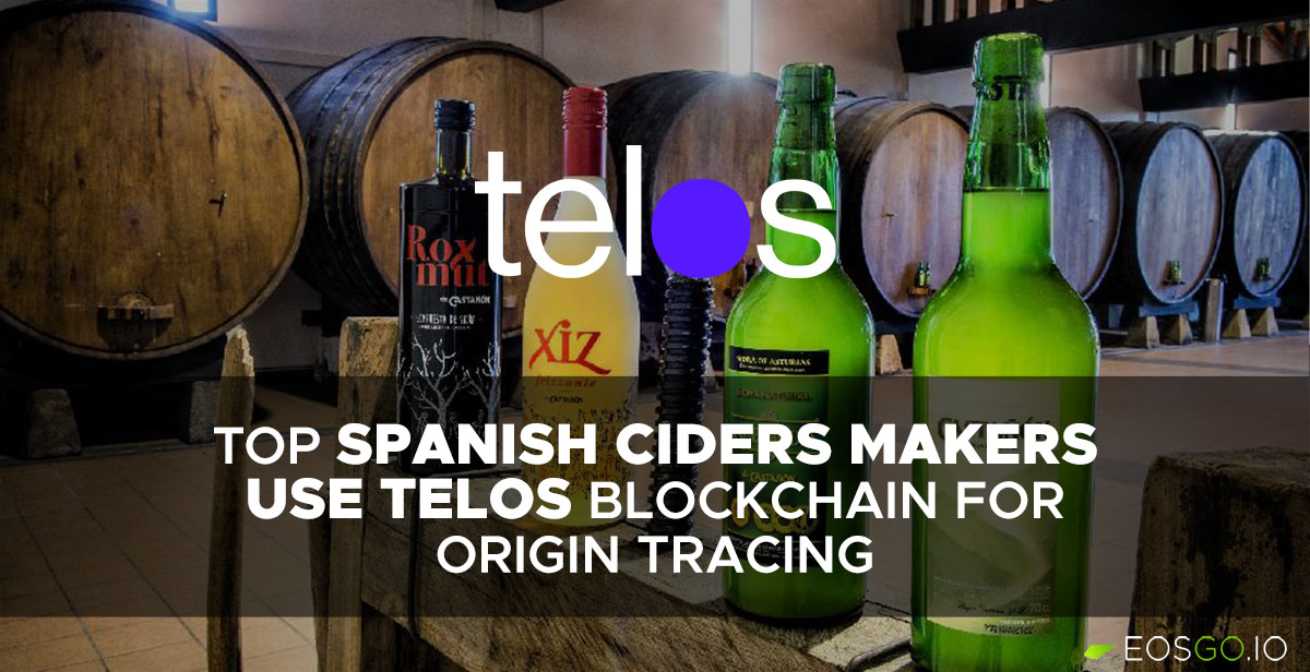 spanish-ciders-makers-use-telos-for-origin-tracing