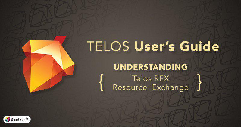 Telos Users Guide: Understanding Telos RE