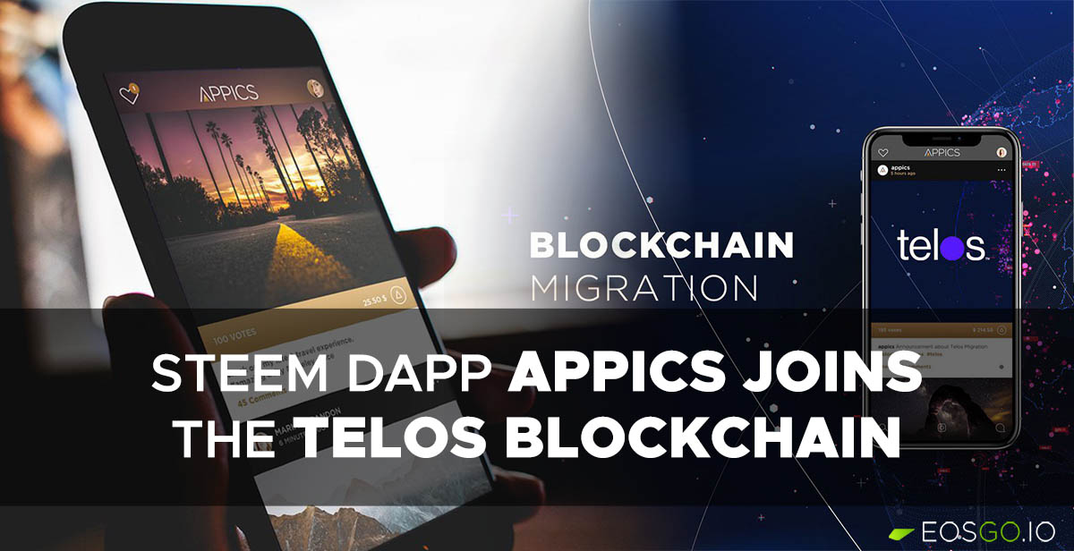 steem-dapp-appics-joins-telos