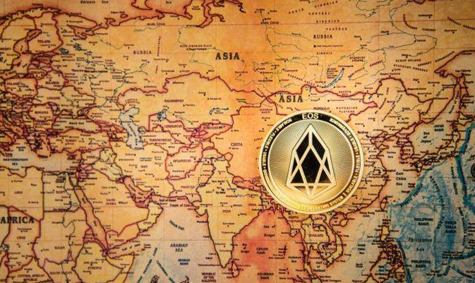 EOS Gets a Boost on Chinese TV, But Critics Fear Centralization