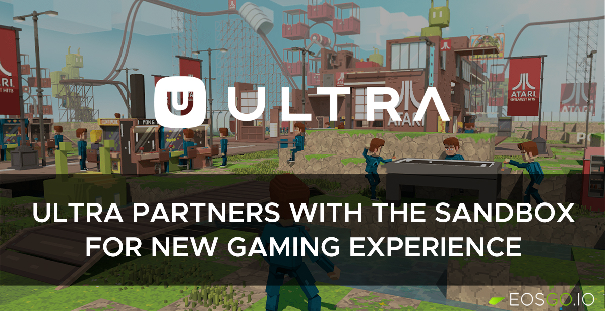 ultra-partners-with-the-sandbox