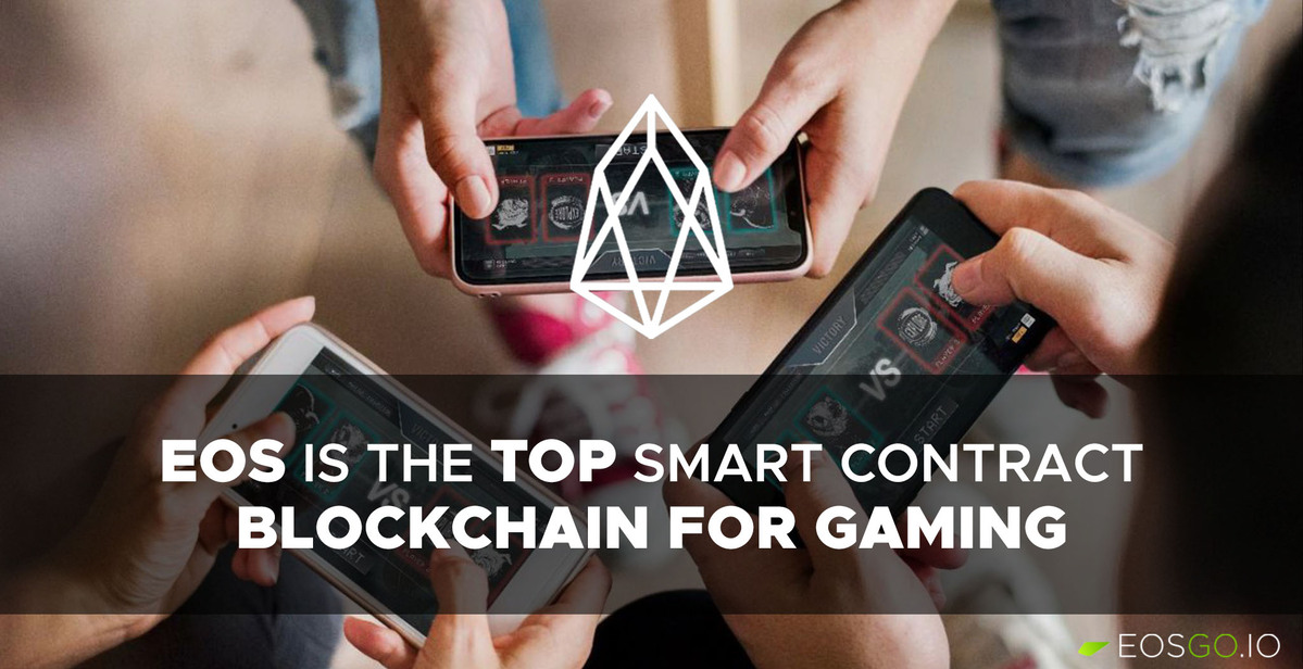 eos-top-smart-contract-blockchain-gaming