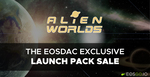 The eosDAC Exclusive Launch Pack Sale