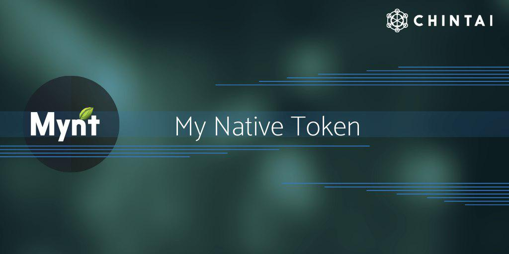 Mynt ~ My Native Token, launch your first native token