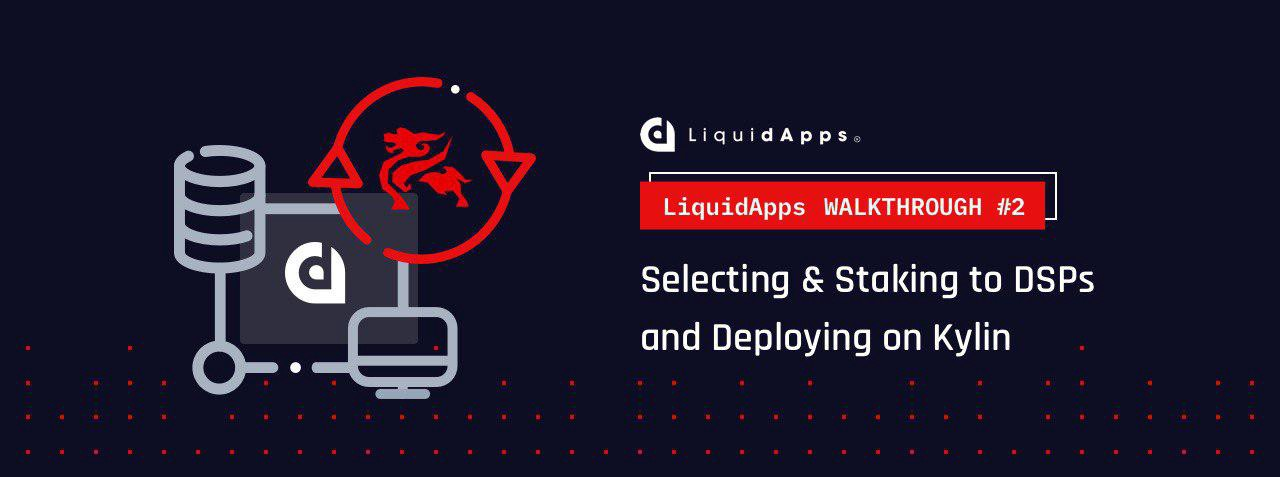 LiquidApps DAPP Network Walkthrough #2: Staking and Deploying a vRAM dApp