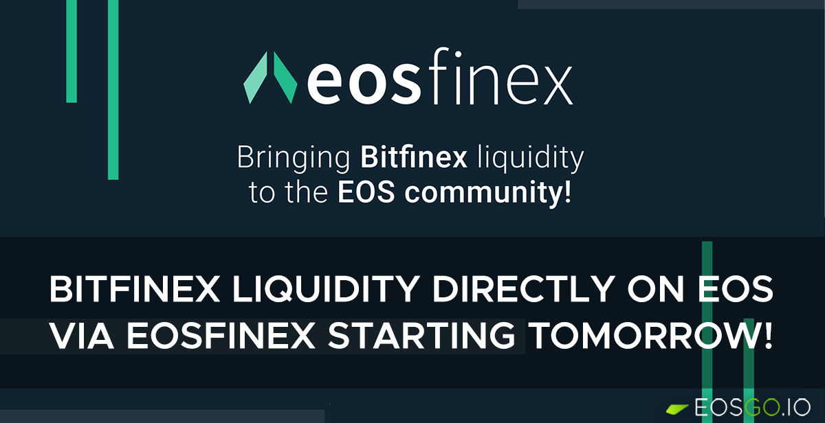bitfinex-liquidity-directly-on-eos-via-eosfinex-starting-tomorrow