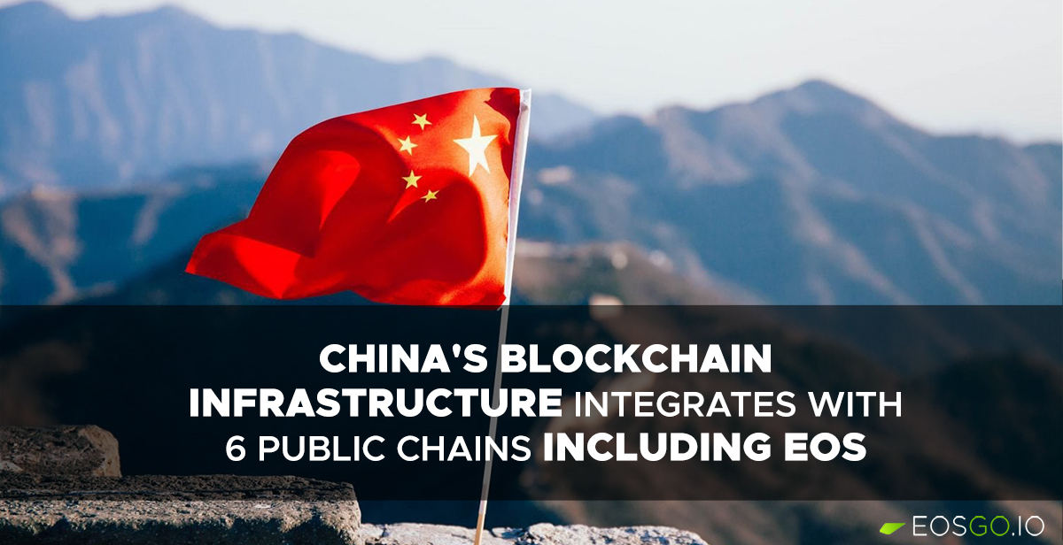 china-blockchain-infrastructure-integrates-six-public-chains-eos