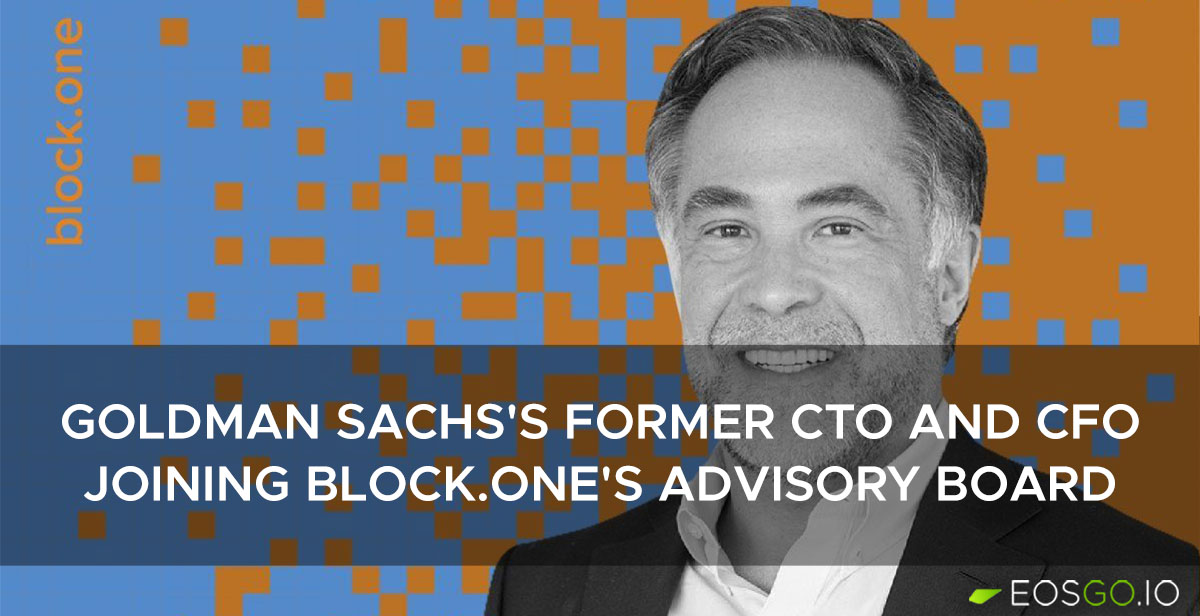 goldman-sachs-former-cto-joining-b1-advisory-board