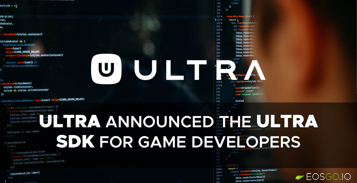 ultra-announced-ultra-sdk-for-game-developers