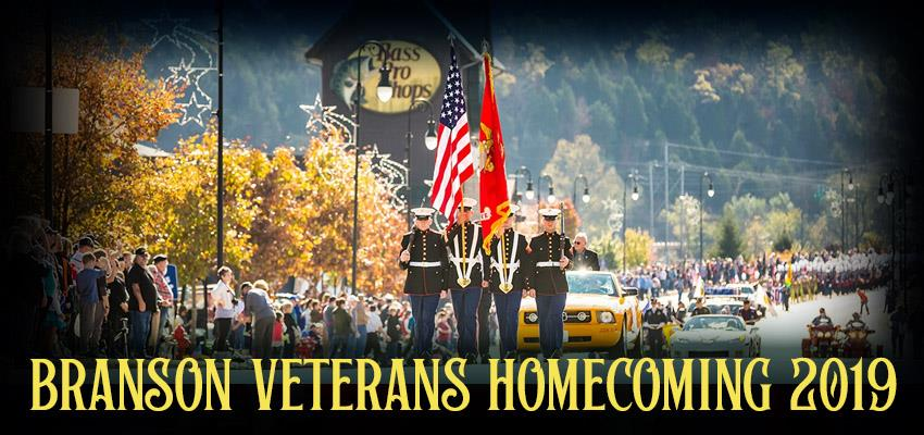 Branson's Veterans Week 2019 - Complete List of Events!