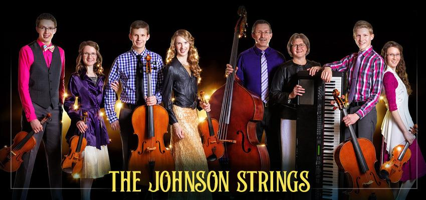 The Branson Spotlight Shines Brightly on The Johnson Strings!