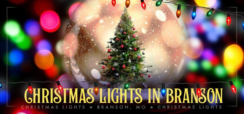 The Cost To See The Christmas Lights In Brsnson 2021