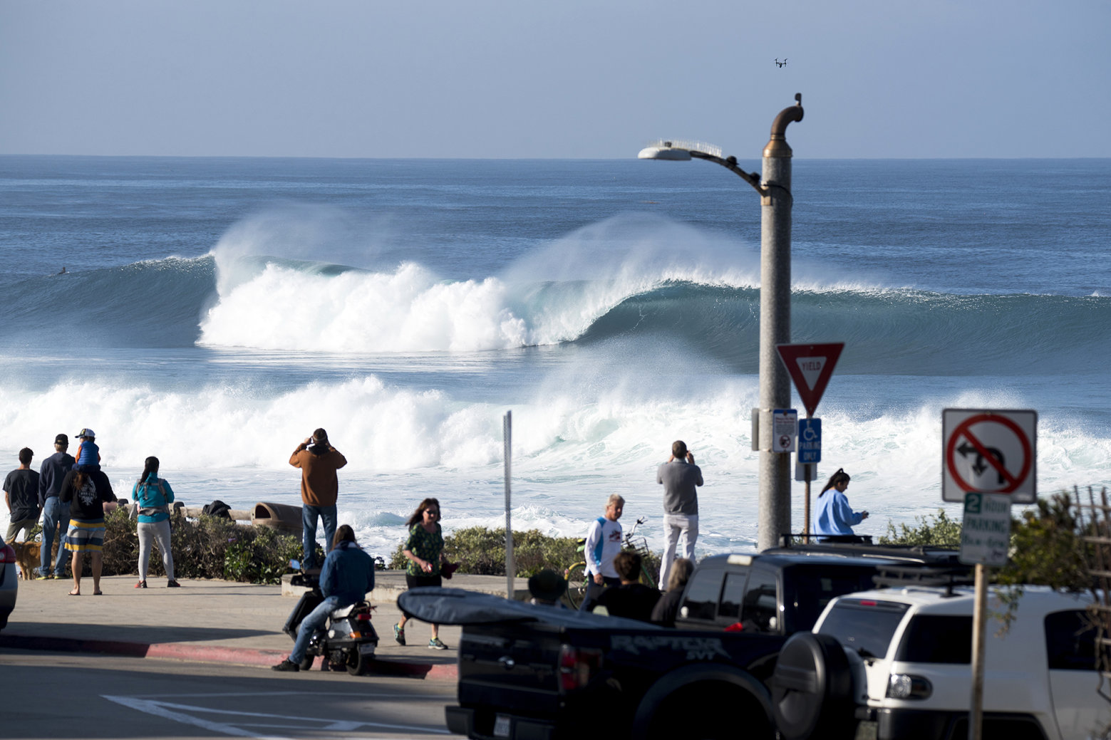 Weekend Video Forecast: Hawaii Takes a Break, Solid WNW Swell Slams West Coast