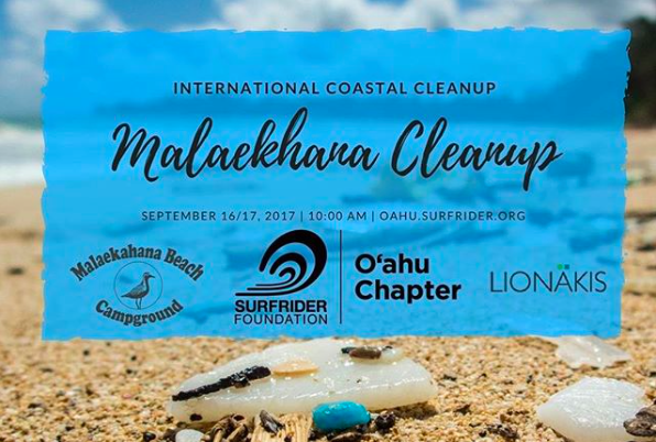 Malaekhana Beach Cleanup
