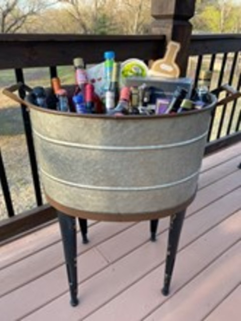 Auction Item: Stock the Bar