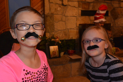 Photo from Mustached Cousins