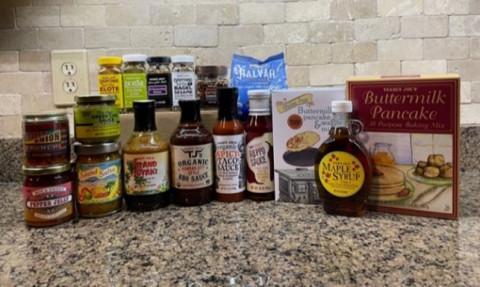 Trader Joe's Cooking Necessities
