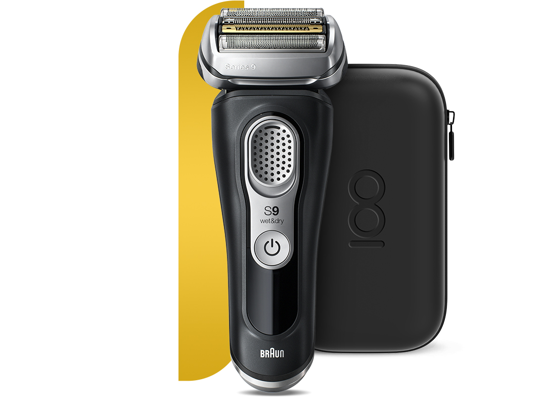 Series 9 Wet & Dry shaver, Design Edition