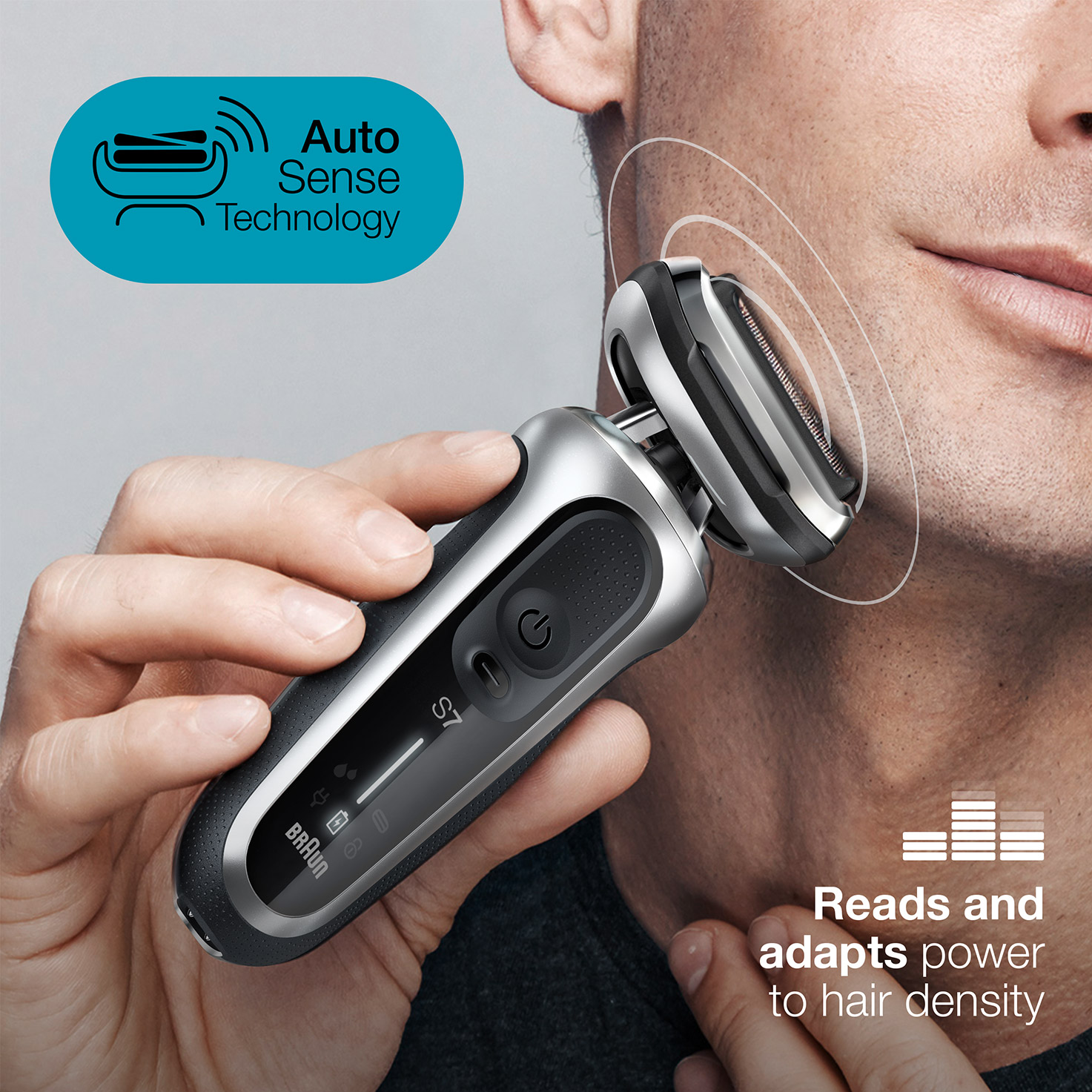 Braun Series 7 70-S4820cs Electric Shaver