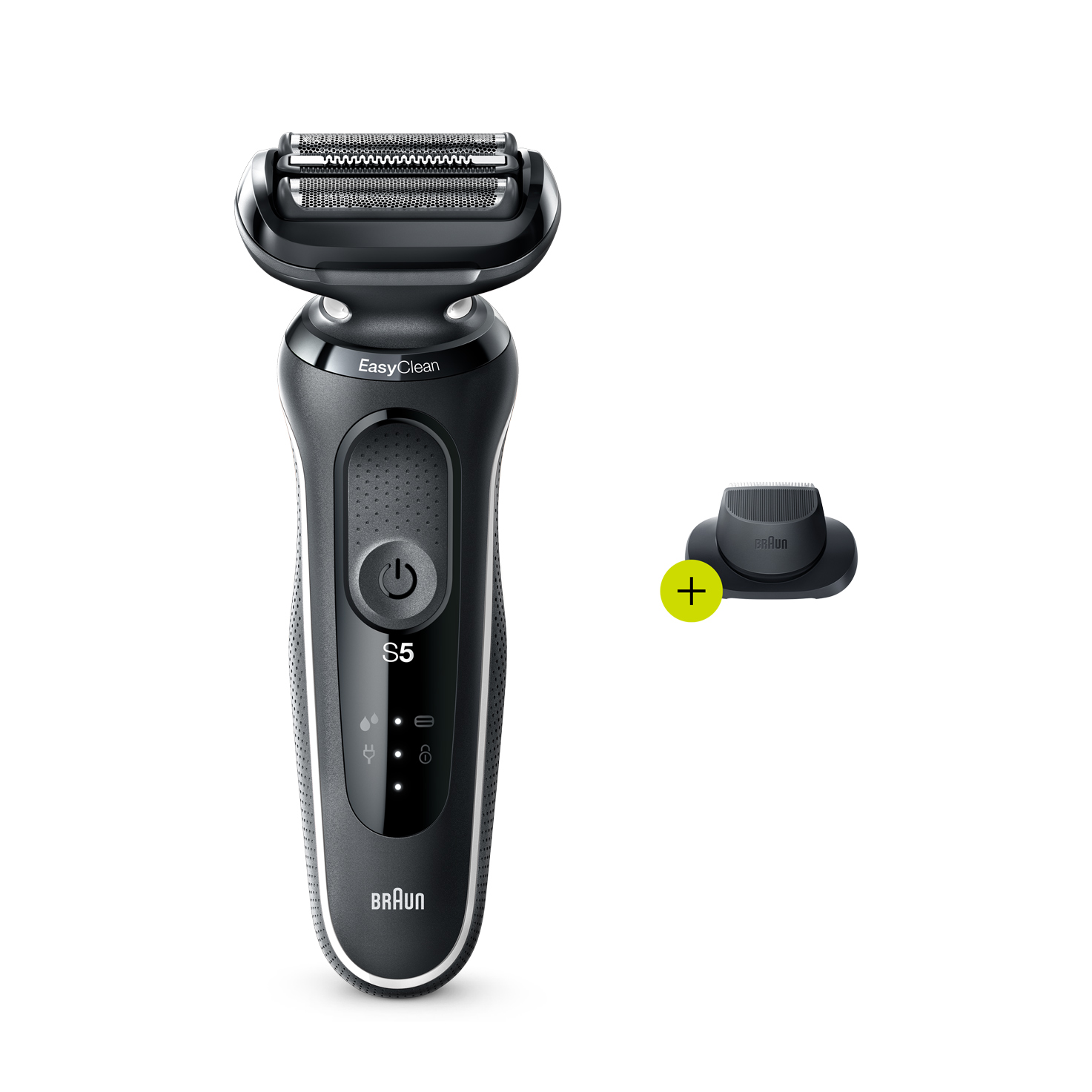Braun Series 5 50-W1200s Electric Shaver