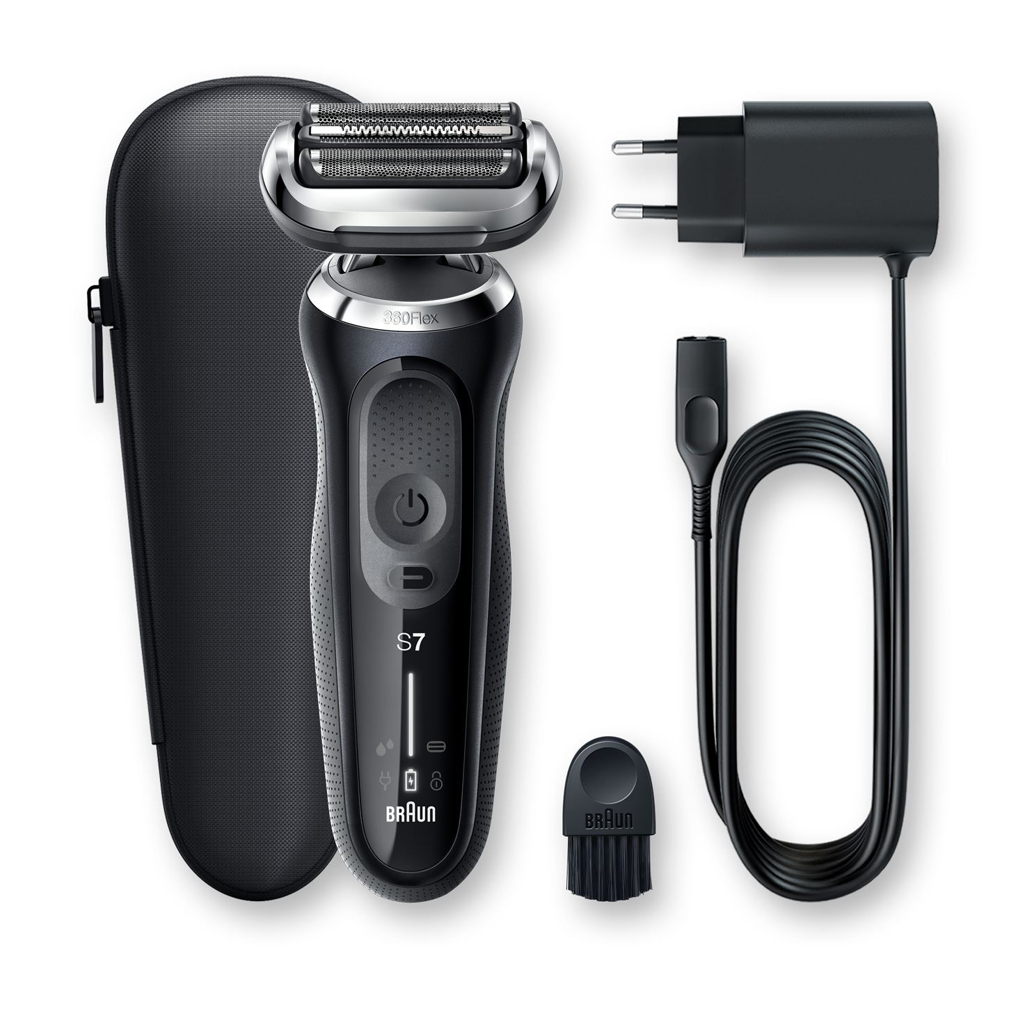 Braun Series 7 70-N1000s shaver - WiTB