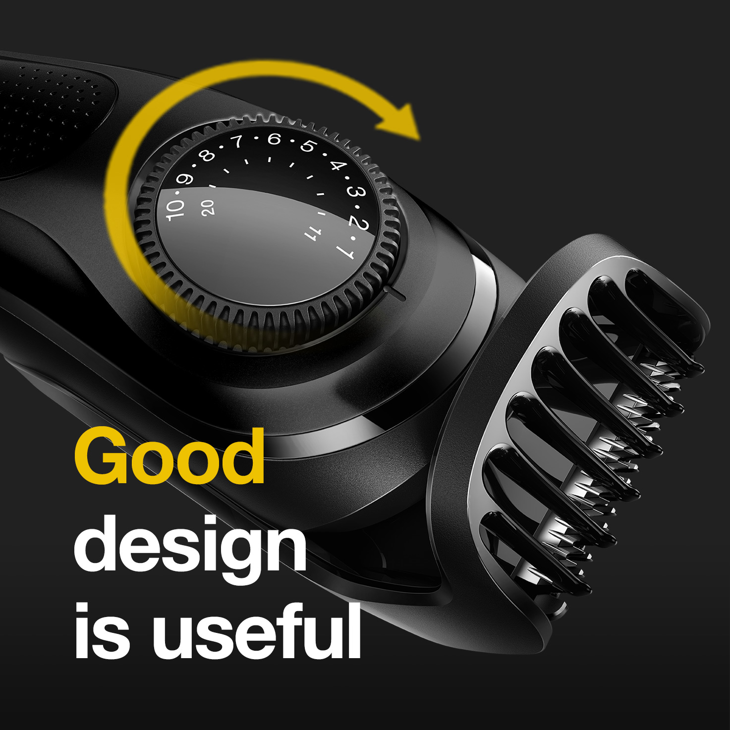 Good design is useful