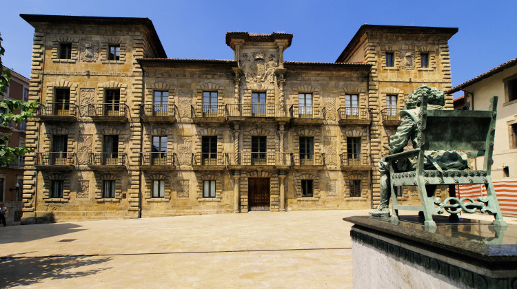 Camposagrado Palace, Aviles
