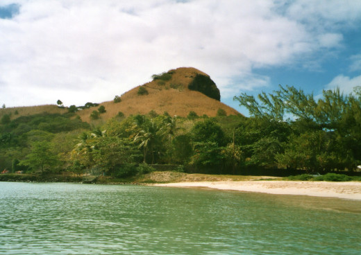 Pigeon Island St. Lucia-Windward Islands