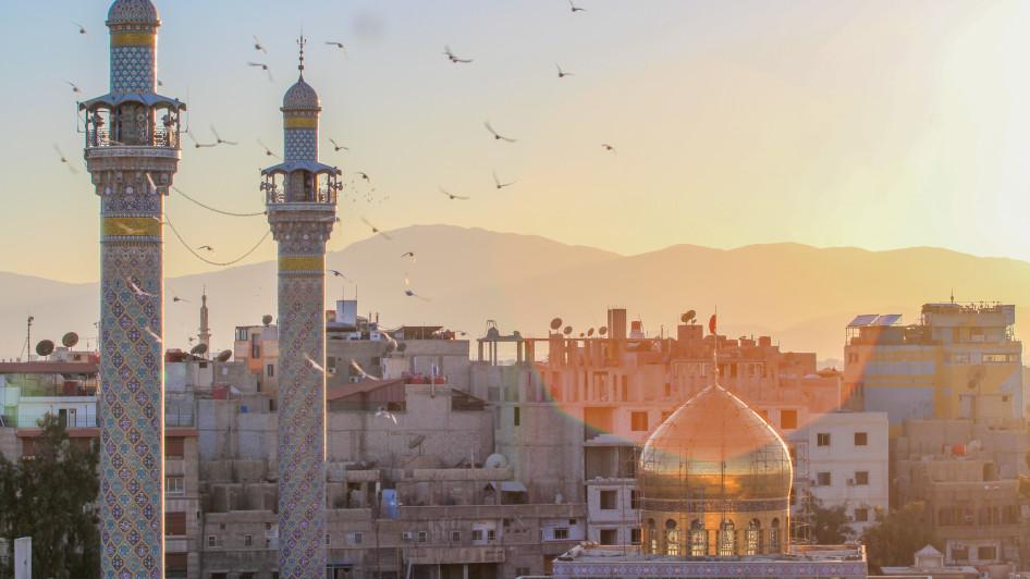 Sayyidah Zaynab Moschee