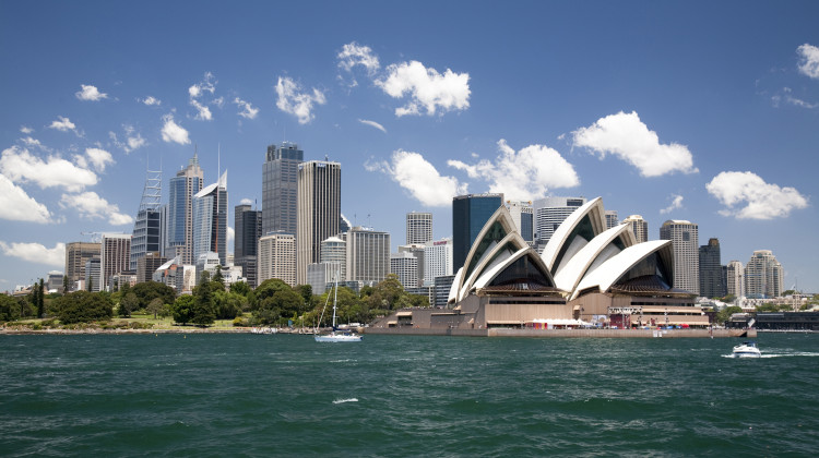 Opera House, Sydney, New South Wales